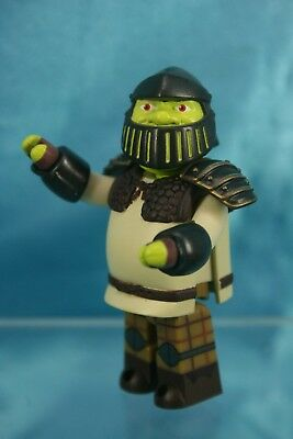 Medicom Toy DreamWorks Disney Shrek Kubrick Mini Figure Armored Shrek