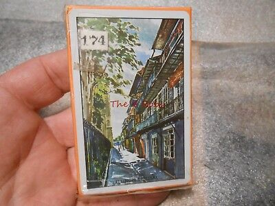 Vintage Illinois Central Railroad Sealed Playing Cards