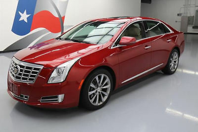 2013 Cadillac XTS Luxury Sedan 4-Door 2013 CADILLAC XTS LUXURY PANO ROOF NAV REAR CAM 46K MI #213476 Texas Direct Auto