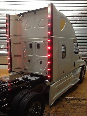 LED Bars To Fit The Tamiya Freightliner Cascadia Rear Light Bars 1 Pair