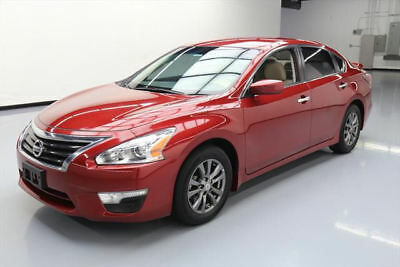 2015 Nissan Altima  2015 NISSAN ALTIMA 2.5 S SPECIAL EDITION REAR CAM 28K #897545 Texas Direct Auto