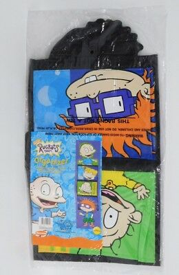 Rugrats Vinyl Wall Hanging Organizer w/3 Pockets NEW & Sealed 2002 Nickelodeon