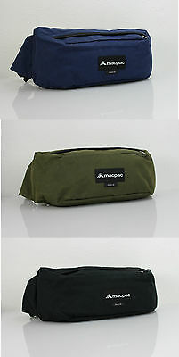 Spacious Outdoor Belt Bag Modules Classic by MACPAC Water Resistant 7L Vol