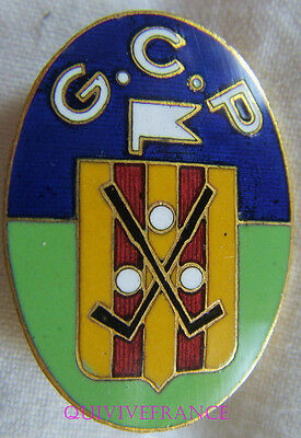 Bg7498 - Insigne Badge Golf Club De Provence