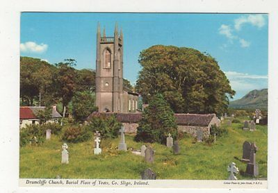 Drumcliffe Church Burial Place Of Yeats Co Sligo 1977 Ireland Postcard 911a