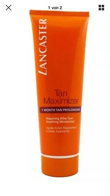Lancaster After SUN Tan Maximizer 250 Ml