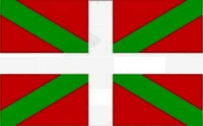3x5 Basque Country Spain Flag Spanish Banner Pennant Pais Vasco Bandera