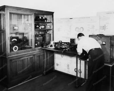AMI Jukebox Engineering And Electrical Laboratory 8 by 10 Reprint Photograph