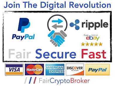 50 XRP Ripple Crypto Currency to your Wallet - DIGITAL ASSET INVESTMENT