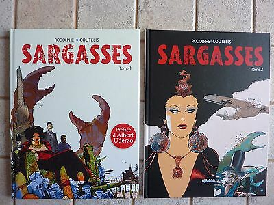 Sargasse T1 & T2 - Rodolphe & Coutelis - TBE
