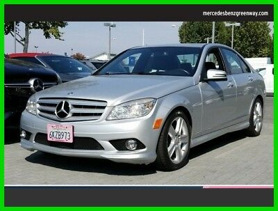2010 Mercedes-Benz C-Class C 300 Sport 2010 C 300 Sport Used 3L V6 24V Automatic Rear Wheel Drive Sedan