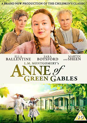 Anne of Green Gables - DVD NEW & SEALED
