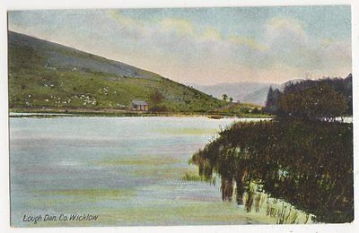 Lough Dan, Co. Wicklow, Ireland Postcard, B109