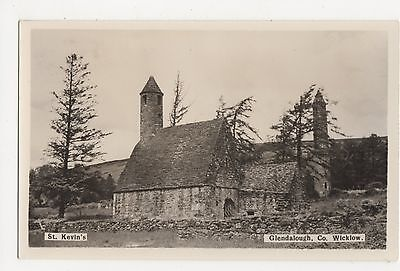 Glendalough Co. Wicklow, Ireland RP Postcard, A989