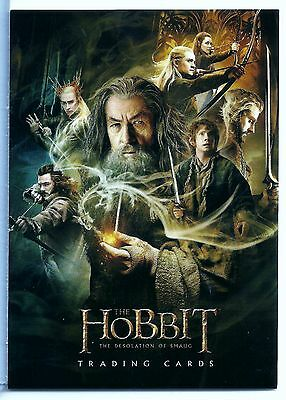 The Hobbit The Desolation of Smaug NSU PROMO #P1 Non-Sport Update Magazine