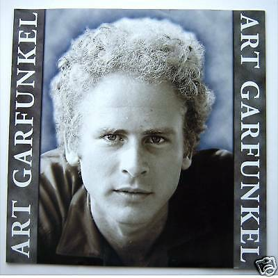 Art Garfunkel! In Concert Live Tour Book New Mint Rare