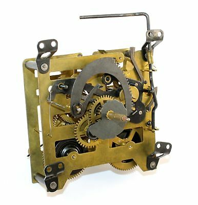 Vintage Cuckoo Clock Movement - Parts / Repair - Sm45
