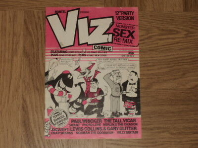 Viz Comic No 12a - Original and Genuine