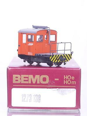 MINT BEMO 1273 139 HOm - SWISS RhB Tm 2/2 BAHNDIENSTTRAKTOR WORKS LOCOMOTIVE 19