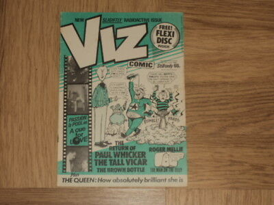 Viz Comic No 18 - Original and Genuine