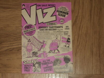 Viz Comic No 19 - Original and Genuine