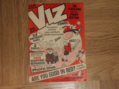 Viz Comic No 20 - Original and Genuine