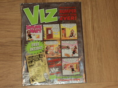 Viz Comic No 99 - Original and Genuine SEALED INCLUDING COPY OF NUMBER 1