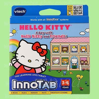 VTech - InnoTab A DAY with HELLO KITTY and FRIENDS Original in BOX