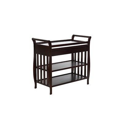 Shermag Lancaster Changing Table, Espresso