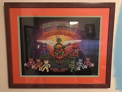 Grateful Dead Fare Thee Well Poster Print Marq Spusta