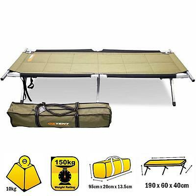 OzTent Goanna Stretcher Camp Bed Hiking NEVER USED