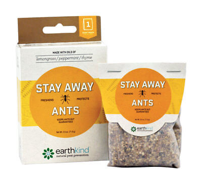 EarthKind  Stay Away  Lemongrass  Ant Repellent  2.5 oz.