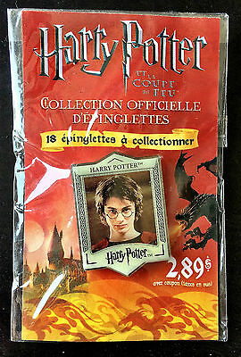 Harry Potter Collectible Pin - B11