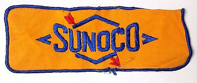 Vintage SUNOCO Canada Insignia Patch / Badge - Free Combined S/H