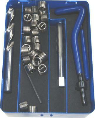 Thread Repair Kit 1/4 Bsf Can Be Used With Helicoil Inserts