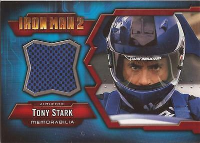 "Iron Man 2 - IMC-1 Robert Downey Jr ""Tony Stark"" Costume Card"