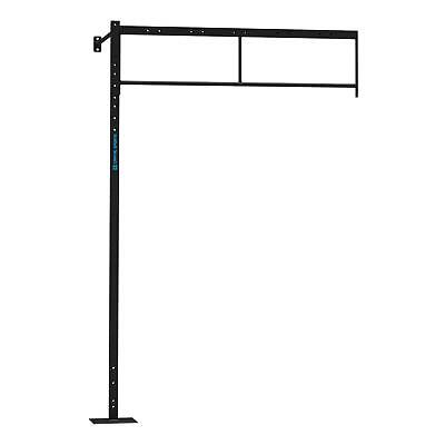 Set Wall Mount Aggiuntivo Crosstraining Box 2Pu Station Workout Cross Fitness