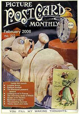 Picture Postcard Monthly - Issue 322 - February 2006