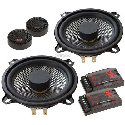 Vauxhall Opel Corsa C 00-06 Audio System flat car speakers 130mm component front