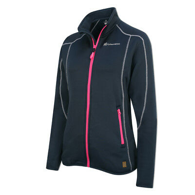 Catmandoo Ladies Mid-Layer Jacket with Fleece-Lining in Pigeon Blue