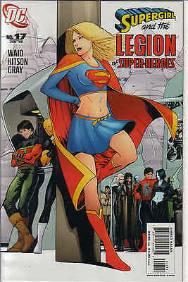 Supergirl And The Legion Of Super-Heroes #16-20 22-25 27-29 31 32 35 & 36 / Waid