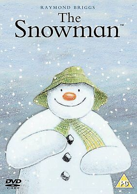 The Snowman (Christmas Decoration) [DVD] [1982] SEALED