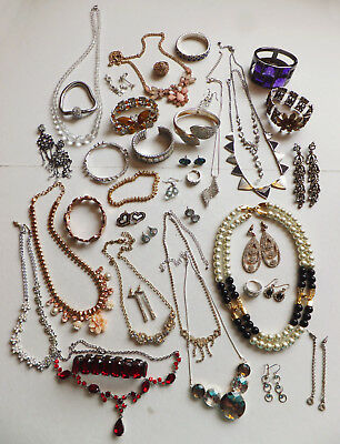 Large Lot of Fabulous Party / Special Occasion Costume Jewellery
