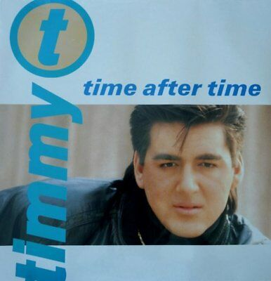 Timmy T - Time After Time - LP, 1991 Pump Records (70.005), NEU/NEW