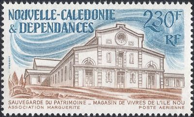 New Caledonia 1986 Heritage Protection/Vivarium/Buildings/Architetcure 1v n45350