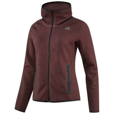 Reebok Quik Cotton Washed Full Zip Chaquetas