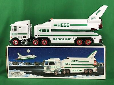 1999 Hess Space Shuttle with Box Tested Working #23