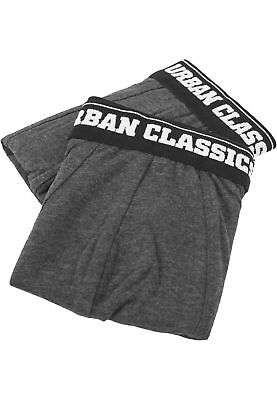 Mens Boxer Shorts Double Pack Urban Classics Streetwear Intimo Donna