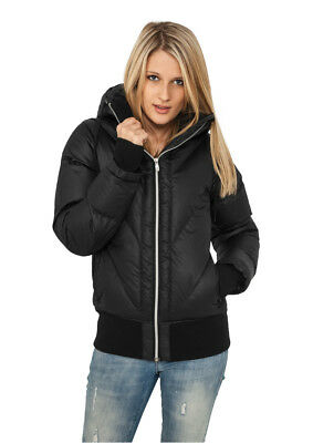 Ladies Arrow Winter Jacket Urban Classics Streetwear Giacca Invernale Donna