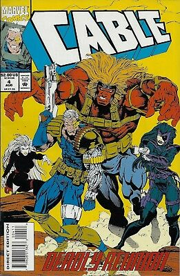 CABLE #4  Aug 1993